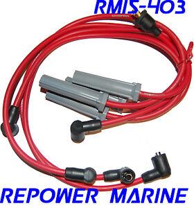 Marine-Accensione-Filo-Set-per-OMC-Ford-2-3-L-4-CYL-47-88061-in-piombo-HT