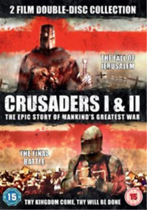 Alessandro-Gassman-Johanne-Crusaders-The-Fall-of-Jerusalem-Crusa-DVD-NUEVO
