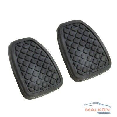 2 x BRAKE /& CLUTCH PEDAL PADS FOR SUBARU IMPREZA FORESTER LIBERTY XV 36015GA111