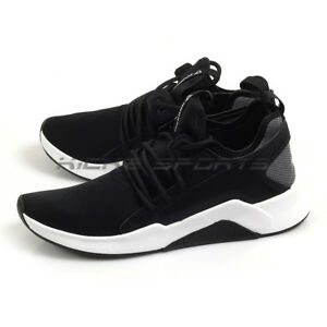 0e9b2341422 Reebok Guresu 2.0 Black White Studio Fitness Sportstyle Sneakers ...