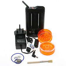 Mighty Portable Handheld Vaporizer Vaporiser Complete Kit With UK mains charger