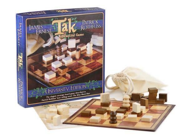 Cheapass Boardgame  Tak - A Beautiful Game (University Ed) SW