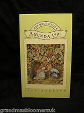 BRAMBLY HEDGE JILL BARKLEM AGENDA BOOK 1995 ENGLISH DUTCH DIARY POCKET SIZE