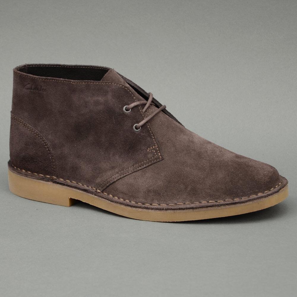 Clarks FARSON MID brown brown mod. BROWN