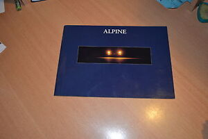 CATALOGO-Alpine-A610-de-1992