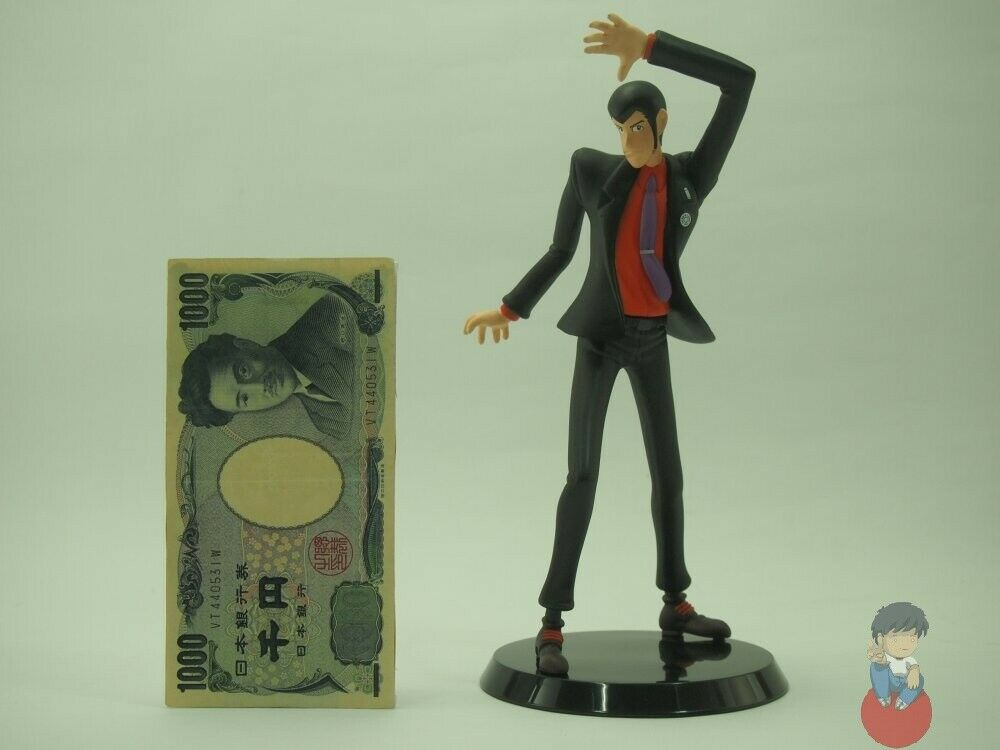 Lupin III 40th Anniversary x Panson Works verde vs rosso - Lupin III