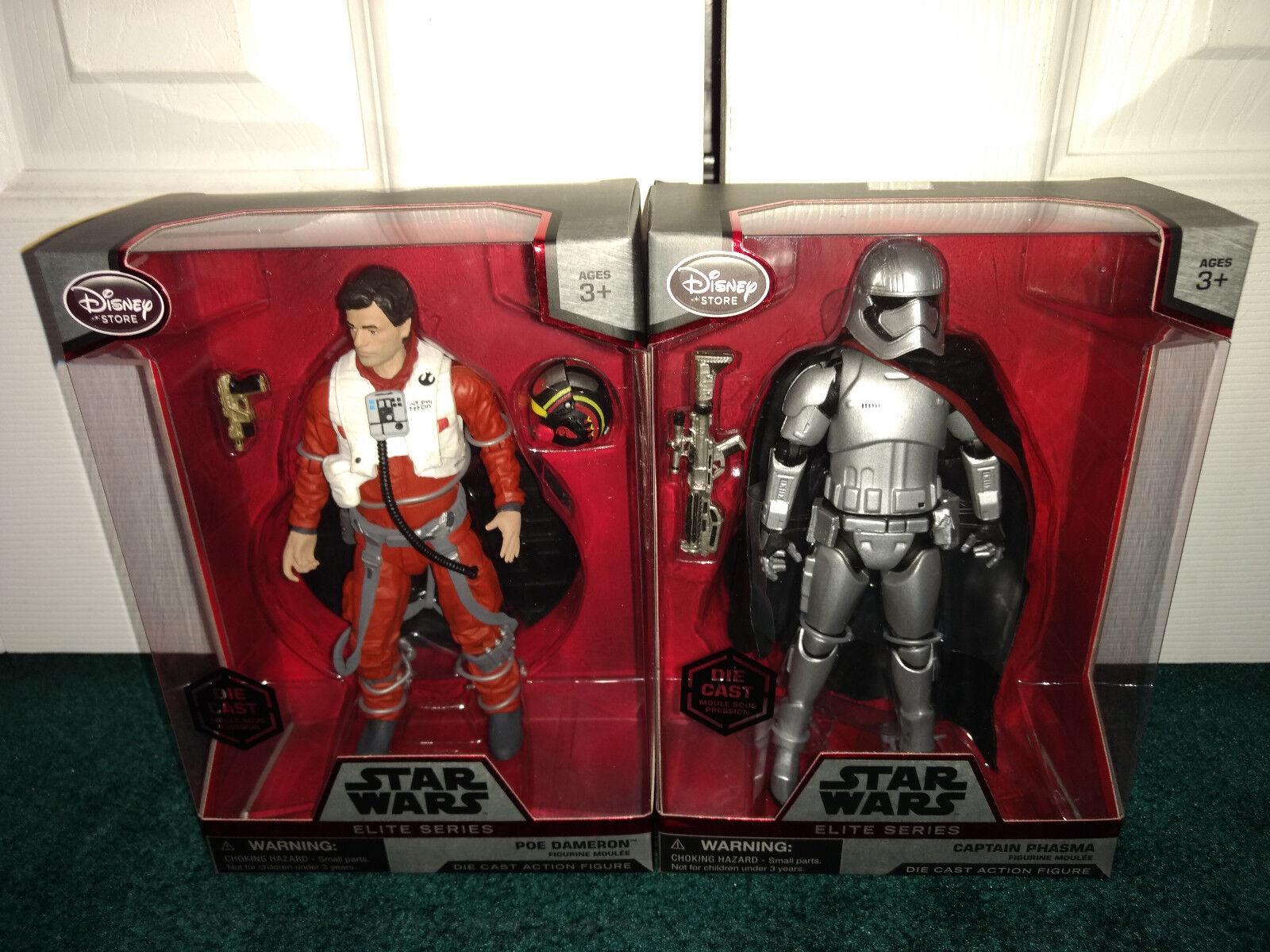 Estrella Guerras Elite Series The Force Awakens LOT Rey Rey Rey BB-8 Finn Poe Dameron Kylo Ren 005997