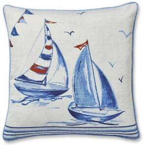 House-Additions-Blue-Sailing-Boats-Cushion-Cover-43-x-43-cm