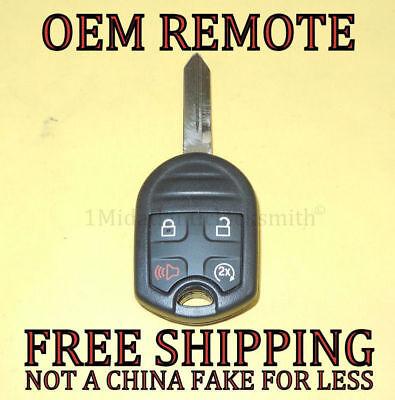 OEM FORD F150 F250 80 BIT KEYLESS REMOTE HEAD FOB TRANSMITTER 164-R8067 5912561