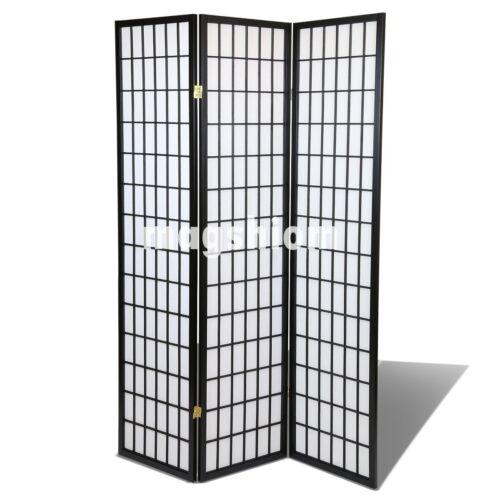 High Quality Oriental Room Divider Hardwood Shoji Screen Choose 3 /& 4 Panels