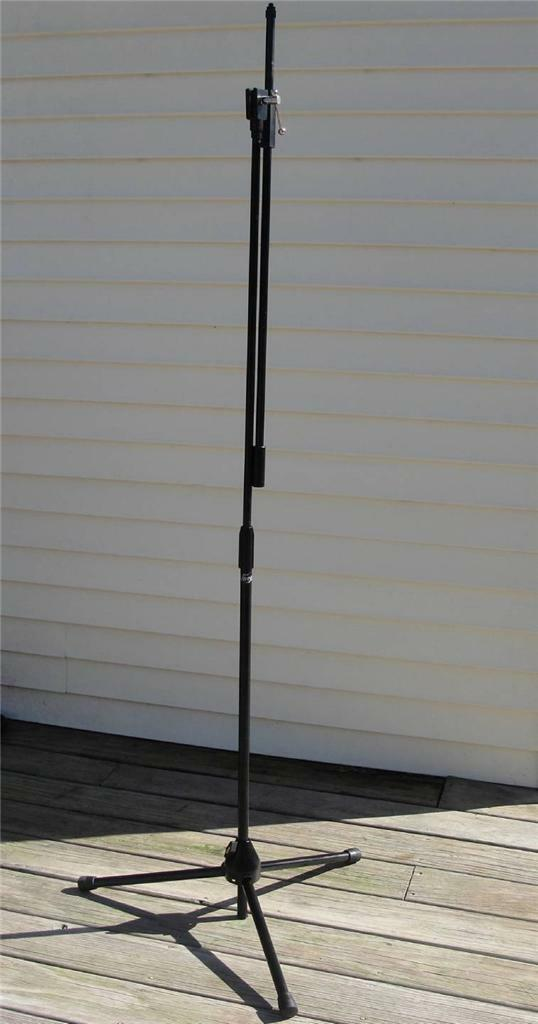 VATER MICROPHONE STAND WITH BOOM