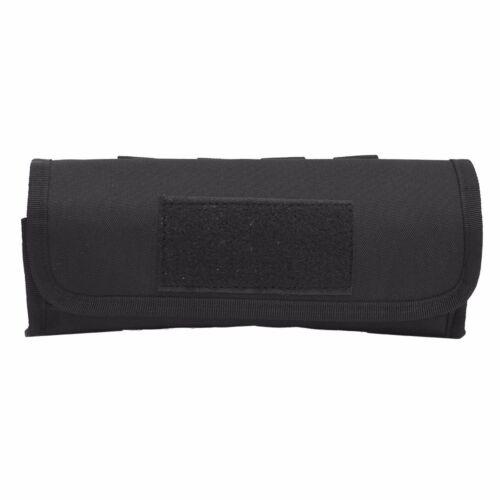 Tactical MOLLE Shotgun Shell Bag 18 Round 12//20GA Ammo Pouch Holder Carrier Case