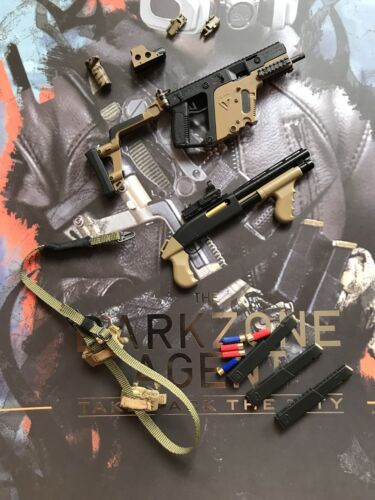 VTS Virtual Toys VM017 The Darkzone Agent Tom Clancy/'s The Division 1//6 Gun set