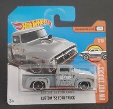 Hot Wheels Custom '56 Ford Truck DTX35-D5B6 HW Hot Trucks 2017 2/10