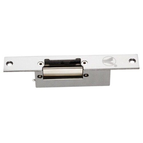Short Narrow-type European Style Door Electric Strike Lock Fail Safe NC