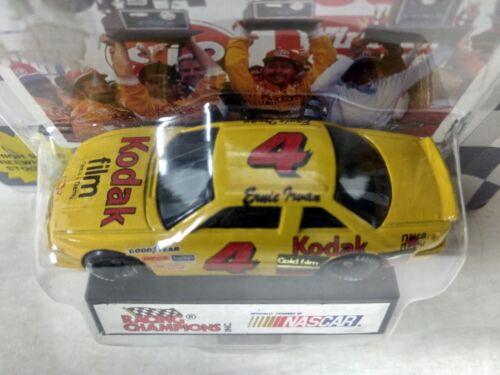 Racing Champions Stock Car Ernie Irvan #4 Kodak Monte Carlo 1:64 Diecast mb293