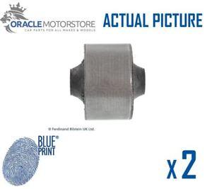 2-x-Nuevo-Azul-Impresion-Frontal-Inferior-Brazo-De-Suspension-Bush-par-OE-Calidad-ADG080160