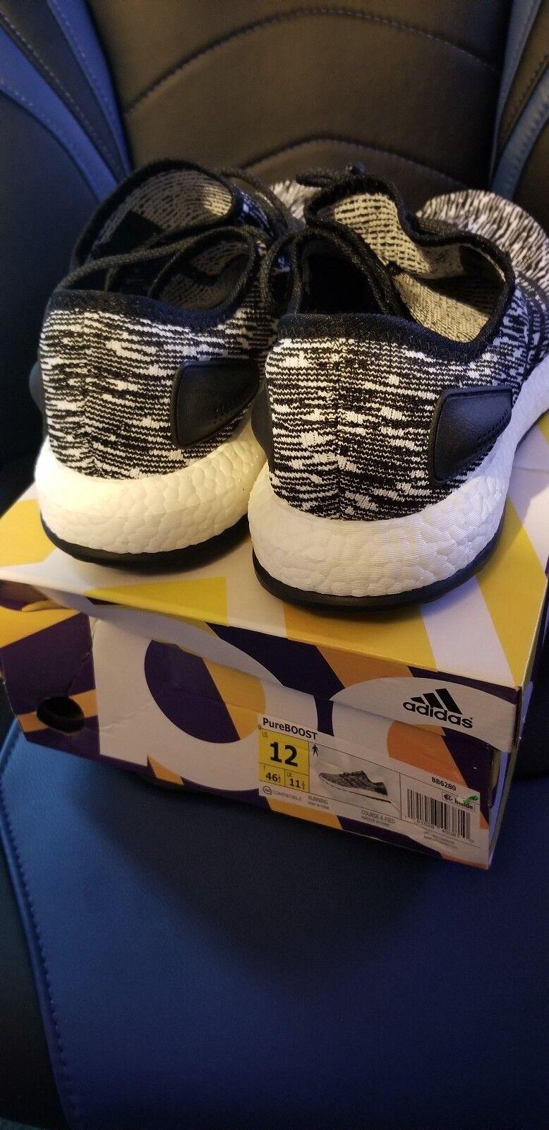 Adidas pureboost keks mit größe: 12