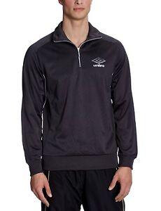 Sweat-Shirt-UMBRO-Taille-XXL-Homme-Zippee-VESTE-Gilet-Haut-survetement-PULL