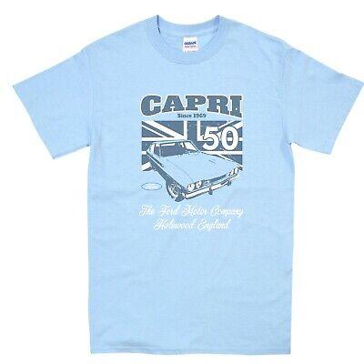 CLASSIC CAPRI Accessoires T Shirt Vintage Voiture Mécanicien Tee Rétro Apparel