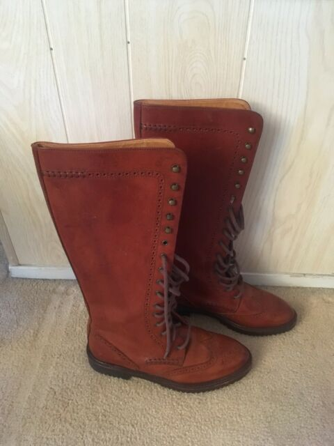 Cole Haan Country Boots F6435   Made In Brazil