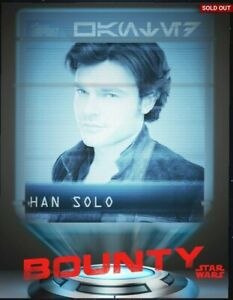 Topps-Star-Wars-Card-Trader-4th-Anniversary-Solo-Story-Bounty-Award-Wave-1-SOLO
