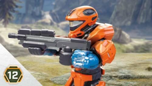 Mega Construx Halo 2020 Infinite Series 12 SPARTAN RECON 22pcs GNB15 New on Card