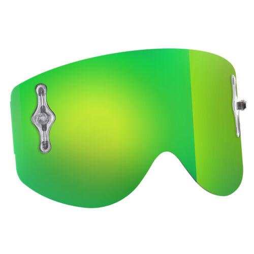 Scott Goggle Single Works Ersatzscheibe für 80/'s grün chrom afc