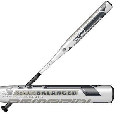 "Ssusa Senior Softball Bat Wtdxsns-20 Clear And Distinctive Softball-slowpitch 2020 Demarini Rd Balanced 34""/28oz Baseball & Softball"