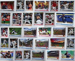 2019-Topps-Series-2-150-Stamp-Baseball-Cards-Complete-Your-Set-Pick-List-351-525