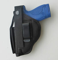 Gun Holster With Mag Pouch For Kahr Cw45