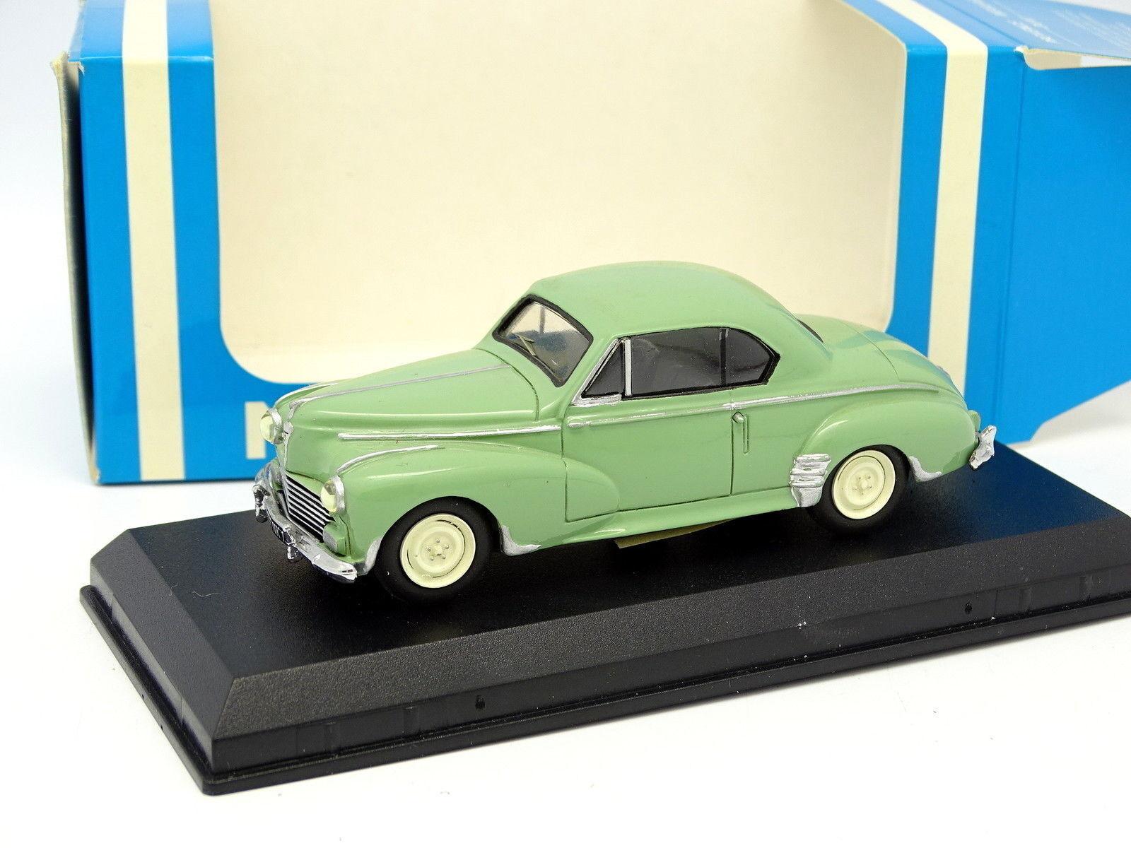 el mejor servicio post-venta Estrellater N7 Provence Resina 1 43 - Peugeot 203 203 203 Coupe verde 1953  Hay más marcas de productos de alta calidad.