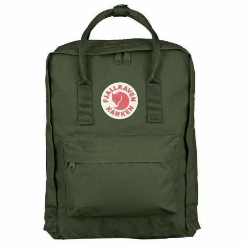NEU Fjällräven Kanken Rucksack Schule Freizeit Backpack 20L//16L//7L Tagesrucksäck