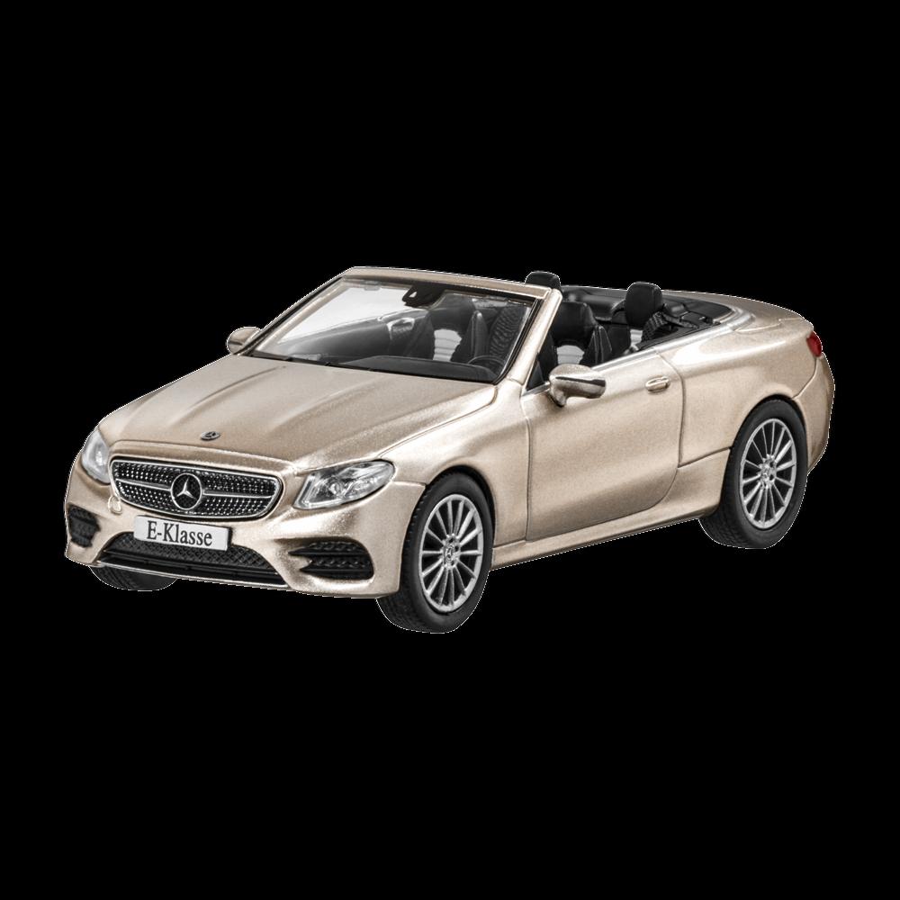 Mercedes Benz A 238 E Classe Cabriolet argent 1 43 Nouveau neuf dans sa boîte