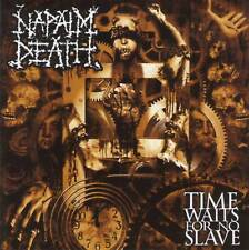 """S 7XL NEW T-SHIRT /"""" NAPALM DEATH Time Waits for No Slave/'09 /"""" DTG PRINTED TEE"""