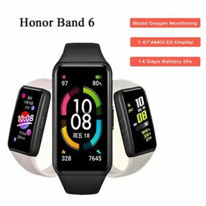 "HONOR Band 6 1.47"" AMOLED BT Smart Watch Band Herzfrequenz Fitness Tracker Band"