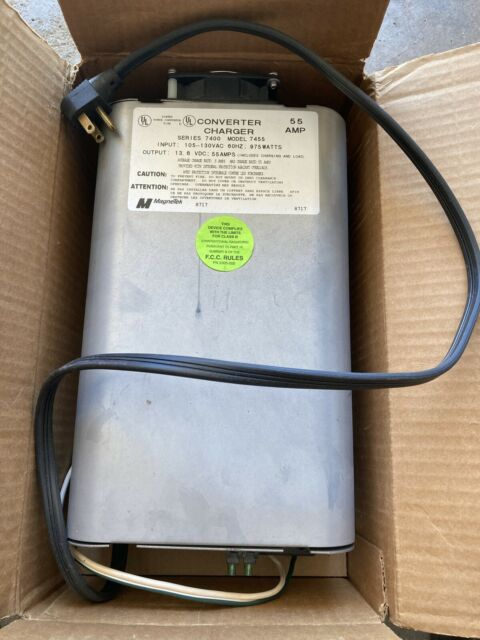 Diagram Magnetek Converter Charger 55amp Series 7400 Model 7455