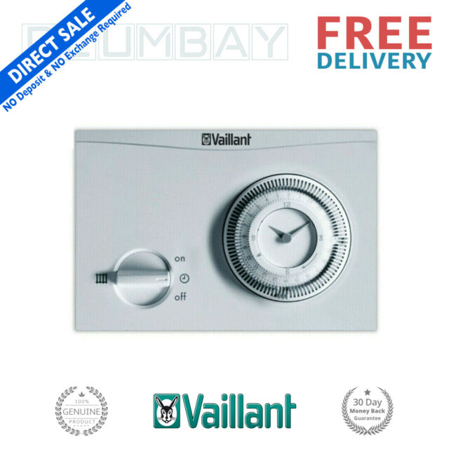 VAILLANT TIMESWITCH 150 PLUG IN TIMER//PROGRAMMER 0020116882