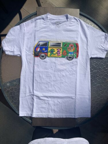 chinatown market Van T-Shirt, Greatful Dead