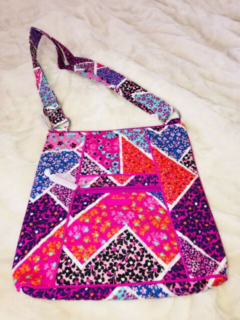 44cbca9f9c Vera Bradley Modern Medley Hipster Crossbody Bag Purse for sale ...