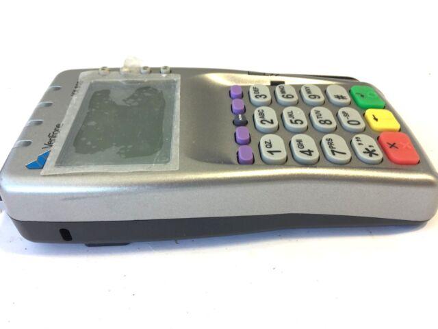 Verifone VX805 M280-703-ab-wwa-3 Rev A02 Credit Card Machine