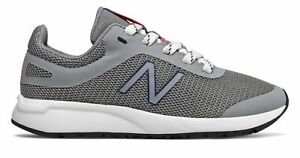 New-Balance-Kid-039-s-455v2-Big-Kids-Male-Shoes-Grey-with-Blue