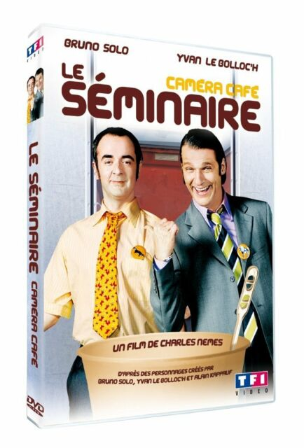 "DVD neuf sous blister ""CAMERA CAFE LE SEMINAIRE"""