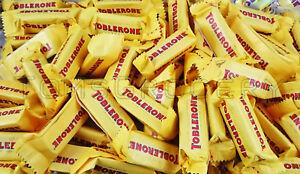 Details About Toblerone Chocolate Mini Candy Bites Treats W Honey Almond Nougat 800g 28oz