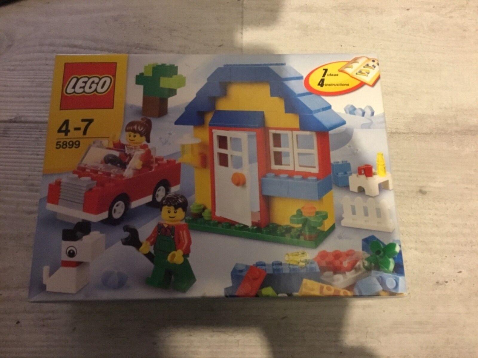 LEGO - 5899 Jeu de Construction Bricks & More Maisons NEUF et SCELLÉ