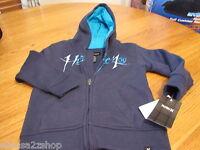 Boy's Baby 24 M Mo Months Jacket Hurley Coat Hoodie Sweat Shirt Navy Surf Skate