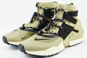 e5b8deb17a Nike Air Huarache Gripp AO1730-200 Neutral Olive Green Beige Black ...