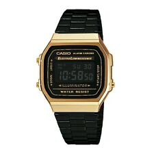 CASIO Retro A168WEGB-1BEF *CERTIFICATE, WARRANTY 2 YEARS