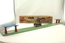 Blechspielzeug tintoy GESCHA Condor Rangierbahn Shunting Railway US-Zone Germany