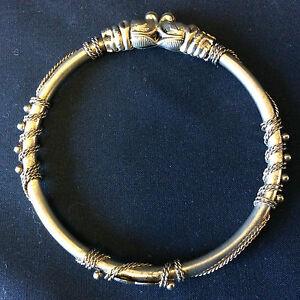 Bijoux orientaliste bracelet ouvragé